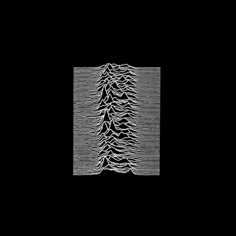 Joy Division: Unknown Pleasures 1979